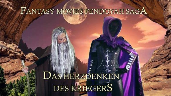Das Herzdenken des Kriegers ist ein toller High Fantasy Movie der Fendoyah Serie