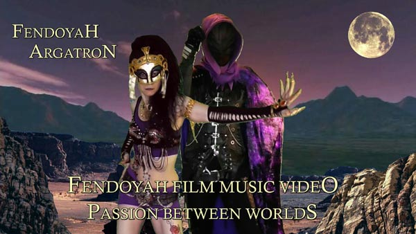 Ein emotionales Film Music Video von Fendoyah Argatron aus ihren Epic Movie Soundtracks