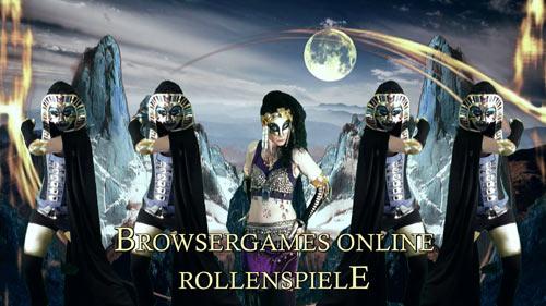 Browsergames Rollenspiele