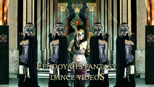 Die Epic Fantasy Dance Videos von Fendoyah sind Emotion pur